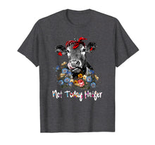 Ladda upp bild till gallerivisning, Funny shirts V-neck Tank top Hoodie sweatshirt usa uk au ca gifts for Not today Heifer shirt Cow cute tees 137914