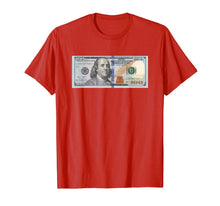 Ladda upp bild till gallerivisning, The Official $100 Dollar Bill Baller T Shirt