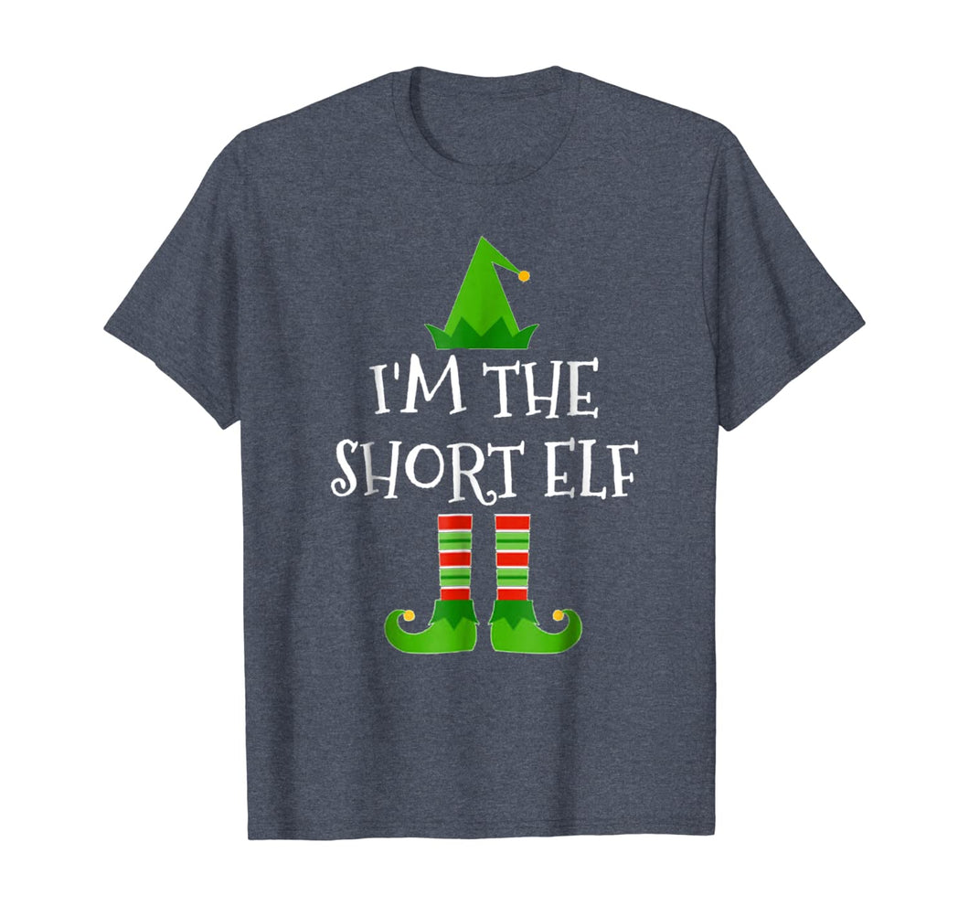 I'm The Short Elf Matching Family Group Christmas T Shirt 321928