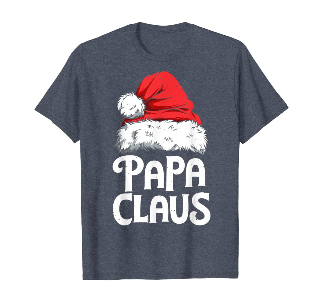 Funny shirts V-neck Tank top Hoodie sweatshirt usa uk au ca gifts for Papa Claus Christmas Dad Santa Family Matching Pajamas Xmas T-Shirt 458506