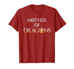 Funny shirts V-neck Tank top Hoodie sweatshirt usa uk au ca gifts for Dragon Shirt Mother of Dragons T-Shirt for Mothers Day 1204273