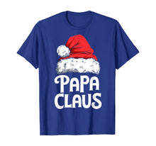 Ladda upp bild till gallerivisning, Funny shirts V-neck Tank top Hoodie sweatshirt usa uk au ca gifts for Papa Claus Christmas Dad Santa Family Matching Pajamas Xmas T-Shirt 458506