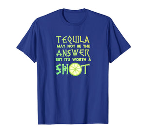 Tequila Shirt For Men Women Shot Party Cinco De Mayo Gift