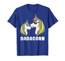 Ladda upp bild till gallerivisning, Funny shirts V-neck Tank top Hoodie sweatshirt usa uk au ca gifts for Dadacorn Unicorn Dad And Baby Fathers Day T-Shirt 1193539