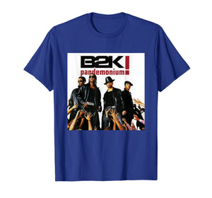 B2k Concert Tour Hip-Hop T Shirt For Fan Music