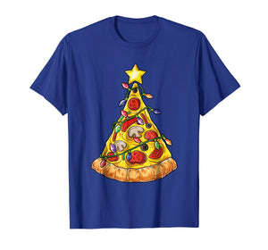 Funny shirts V-neck Tank top Hoodie sweatshirt usa uk au ca gifts for Christmas shirts for Men Boys Pizza Xmas Tree Crustmas Gifts 1683316