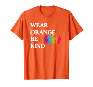 UNITY DAY Orange Shirt Wear Orange Be Kind T-Shirt T-Shirt 277793
