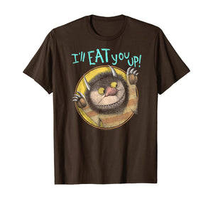 Where the Wild Things Are Eat T Shirt T-Shirt 252834
