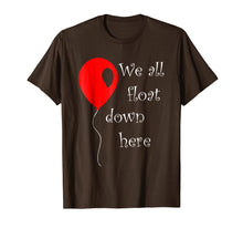 Ladda upp bild till gallerivisning, Funny shirts V-neck Tank top Hoodie sweatshirt usa uk au ca gifts for IT is Halloween Costume Red Balloon You'll Float Too T Shirt 2042050