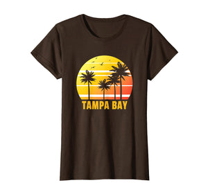 Tampa Bay Shirt Florida Beach Vacation Souvenir T-Shirt