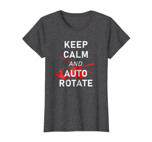 Funny shirts V-neck Tank top Hoodie sweatshirt usa uk au ca gifts for Helicopter Shirt - Keep Calm and Auto Rotate T-Shirt 1043309