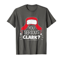 Ladda upp bild till gallerivisning, Funny shirts V-neck Tank top Hoodie sweatshirt usa uk au ca gifts for You serious Clark Funny Christmas meme Matching Family Gift T-Shirt 374063