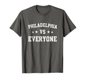 Funny shirts V-neck Tank top Hoodie sweatshirt usa uk au ca gifts for Philadelphia VS Everyone | Season Philly Trend T-Shirt 1139512