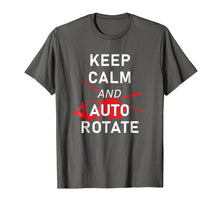 Ladda upp bild till gallerivisning, Funny shirts V-neck Tank top Hoodie sweatshirt usa uk au ca gifts for Helicopter Shirt - Keep Calm and Auto Rotate T-Shirt 1043309