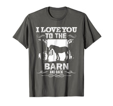 Ladda upp bild till gallerivisning, Funny shirts V-neck Tank top Hoodie sweatshirt usa uk au ca gifts for To The Barn And Back Horse Lover Riding Gifts Shirt 1542891
