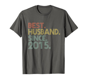 4th Wedding Anniversary Gifts Best Husband Since 2015