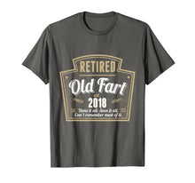 Ladda upp bild till gallerivisning, Funny shirts V-neck Tank top Hoodie sweatshirt usa uk au ca gifts for Retired 2018 Shirt for Men Funny Retirement Gift T-Shirt 1407332