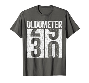 Funny shirts V-neck Tank top Hoodie sweatshirt usa uk au ca gifts for Oldometer 30 T-Shirt 30th Birthday Gift Shirt 923709