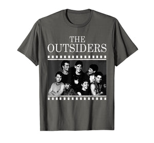 The Outsiders Vintage Filming 80'S Drama Movie Pony T-Shirt