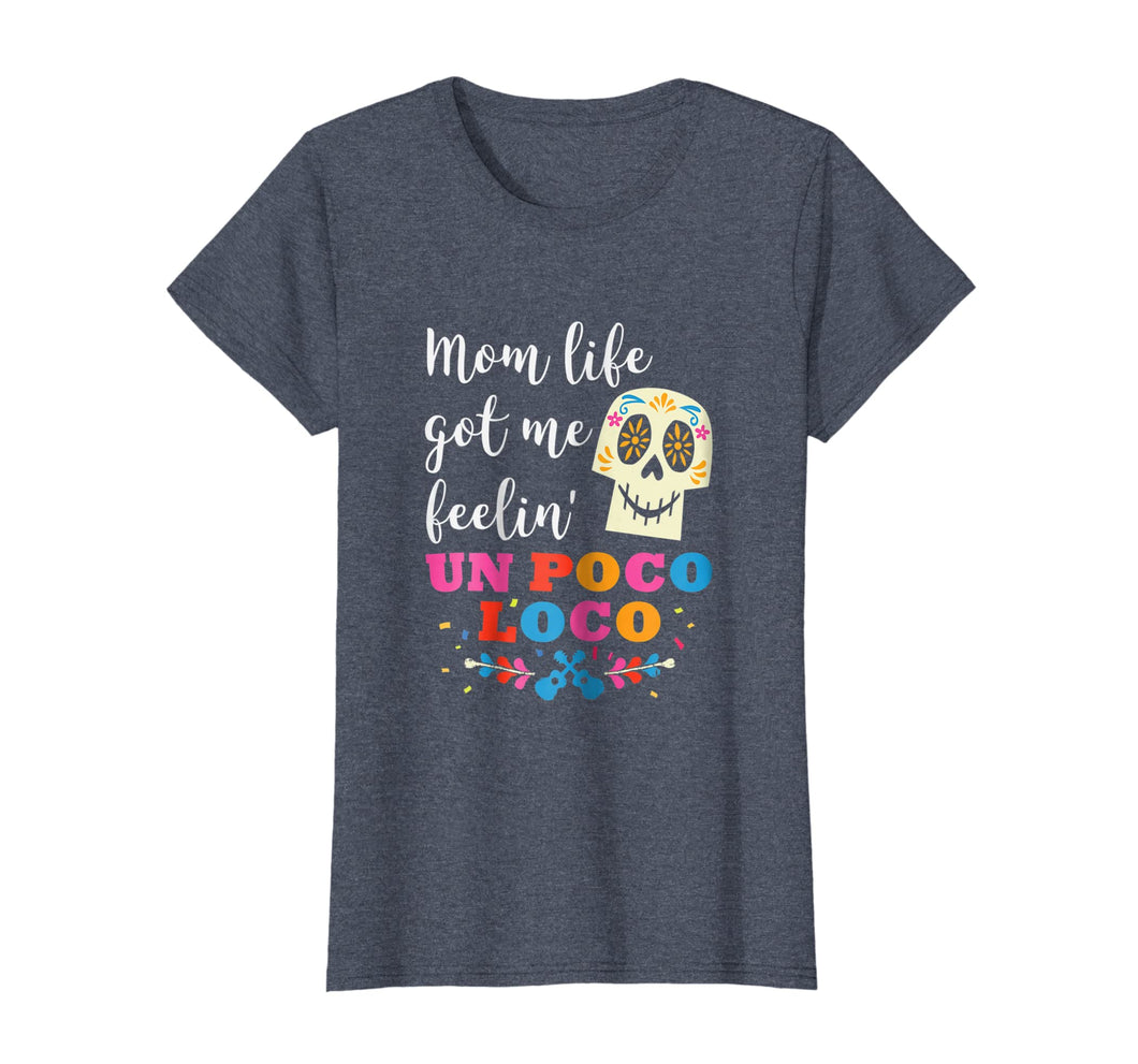 Womens Funny Mom Life Awesome T-Shirt Women Birthday Gifts