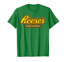 Ladda upp bild till gallerivisning, Funny shirts V-neck Tank top Hoodie sweatshirt usa uk au ca gifts for Reese's-Milk Chocolate Peanut Butter Cup T-Shirt 358173