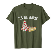 Ladda upp bild till gallerivisning, Funny shirts V-neck Tank top Hoodie sweatshirt usa uk au ca gifts for The Season Little Debbie Christmas Tree Snack Cake T-Shirt 326281