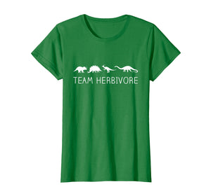 Funny shirts V-neck Tank top Hoodie sweatshirt usa uk au ca gifts for Team Herbivore Cute and Funny Dinosaur Vegan Shirt Gift 1693126