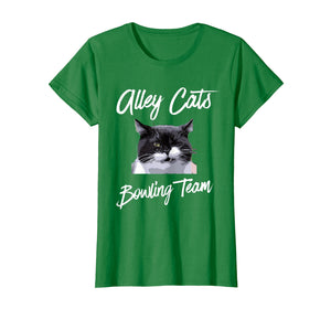 Funny shirts V-neck Tank top Hoodie sweatshirt usa uk au ca gifts for Funny Bowling Shirt Alley Cats Bowling 2803077