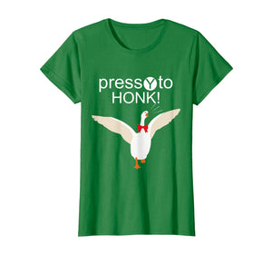 PRESS Y TO HONK! T-Shirt