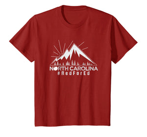 Funny shirts V-neck Tank top Hoodie sweatshirt usa uk au ca gifts for Red for Ed North Carolina Tshirt Shirt 1340887