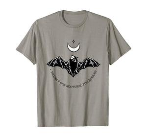 Protect Our Nocturnal Pollinators Gift For Men Women T-Shirt 454701