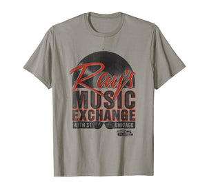 The Blues Brothers Ray's Music Exchange Graphic T-Shirt