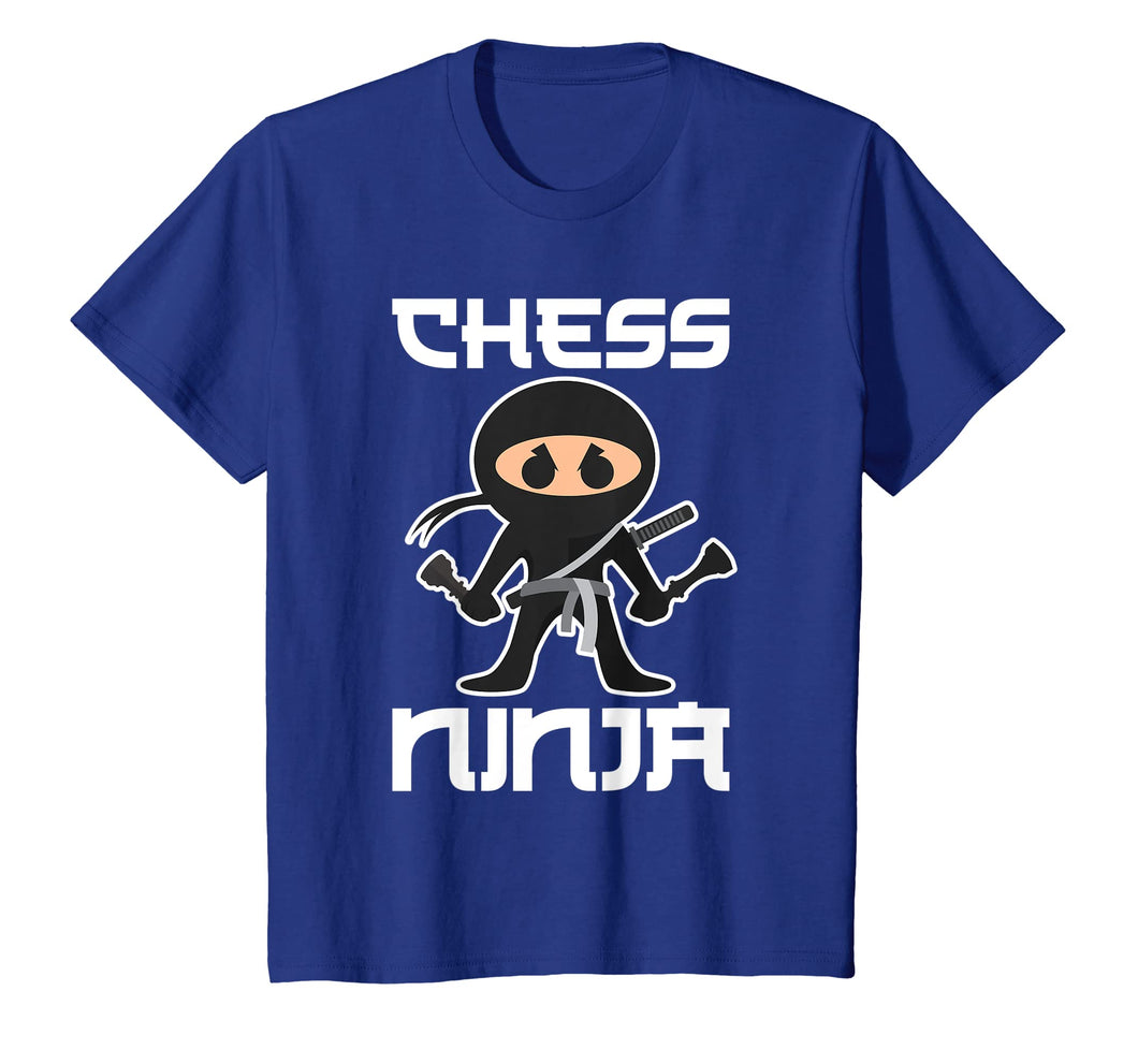 Funny shirts V-neck Tank top Hoodie sweatshirt usa uk au ca gifts for Funny Chess Shinobi T-Shirt - Gift For Boys And Girls 1568717