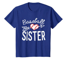 Ladda upp bild till gallerivisning, Funny shirts V-neck Tank top Hoodie sweatshirt usa uk au ca gifts for Baseball Sister tshirt 1310596