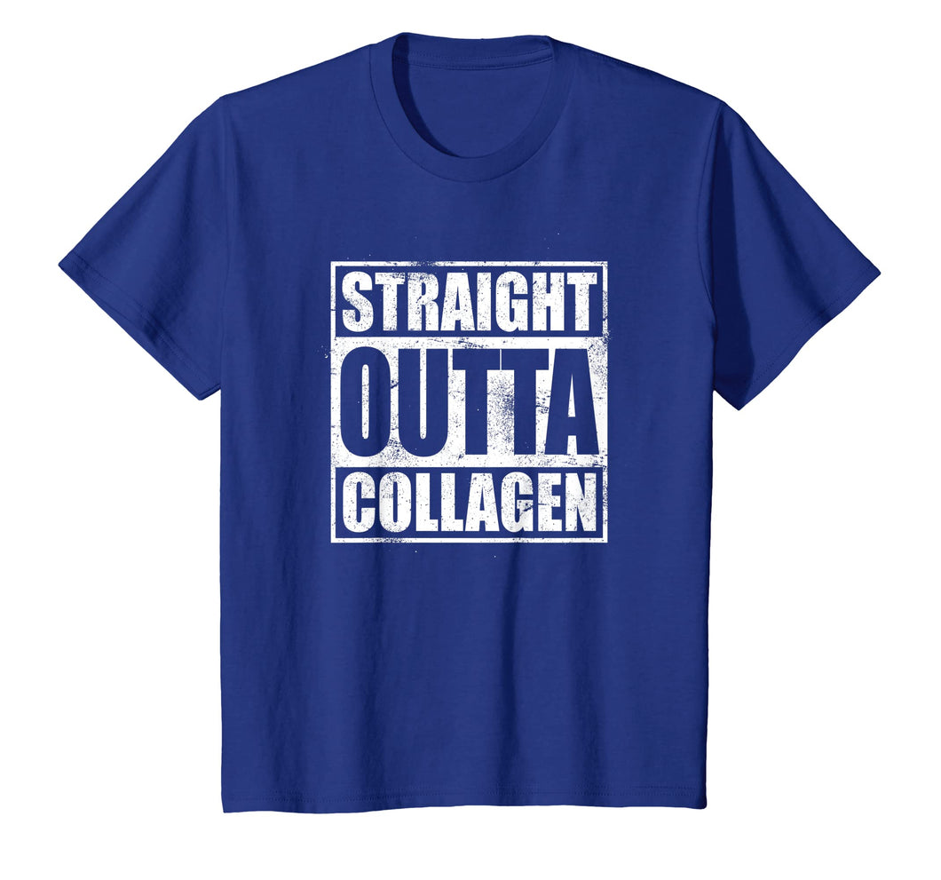 Straight Outta Collagen Ehlers Danlos Syndrome Tee Shirt