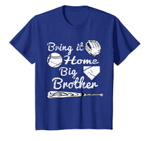 Ladda upp bild till gallerivisning, Big Brother Little Brother Baseball Shirts | Bring It Home