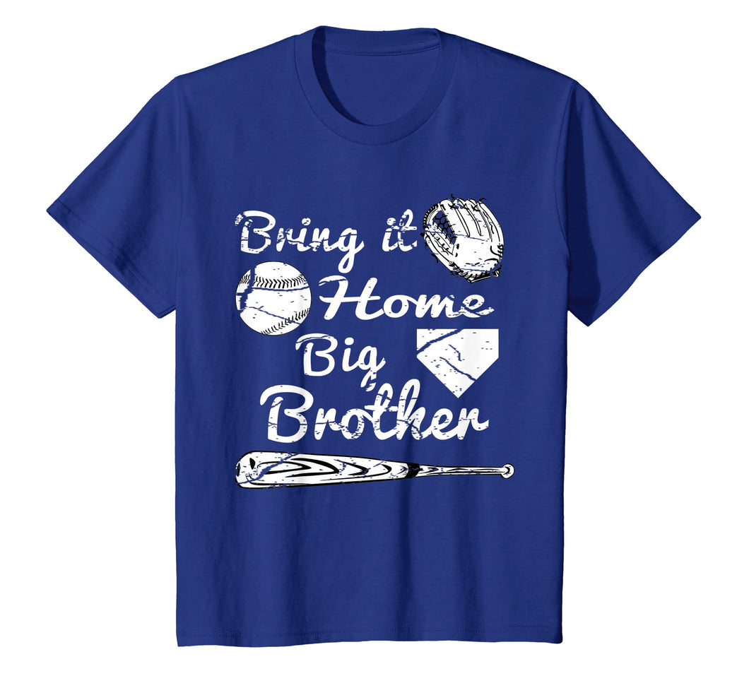 Big Brother Little Brother Baseball Shirts | Bring It Home