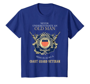 U.S Coast Guard Veteran T-Shirt