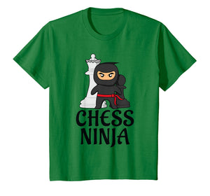 Funny shirts V-neck Tank top Hoodie sweatshirt usa uk au ca gifts for Kids Chess Shirt Youth | Gift Kids Boys Girls | Cool Ninja 1460264