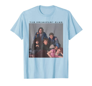 Breakfast Club Portrait Group Shot Graphic T-Shirt