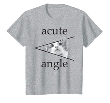 Ladda upp bild till gallerivisning, Funny shirts V-neck Tank top Hoodie sweatshirt usa uk au ca gifts for Funny Mathematics Cute Cat Kitten Shirt Acute Angle 2150191