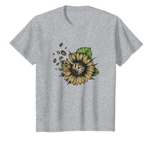 Ladda upp bild till gallerivisning, Ucf Knights Sunflower And Football T-Shirt - Apparel