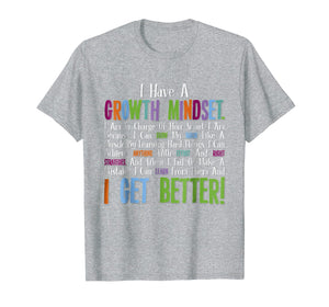 Funny shirts V-neck Tank top Hoodie sweatshirt usa uk au ca gifts for Growth Mindset Classroom Teacher T-shirt 2239973
