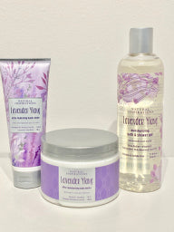 Natural Inspirations Pampering Bath Set