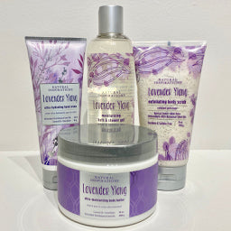 Natural Inspirations Pamper Me (4 pc)