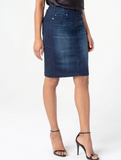CHLOE PENCIL SKIRT SILKY SOFT