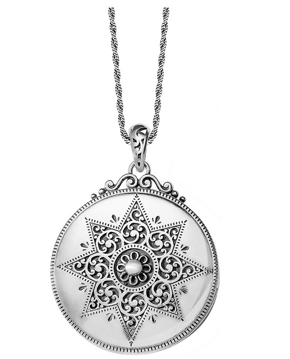 Brighton Etoile Locket Necklace