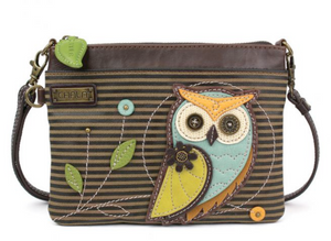 Owl A - Mini Crossbody