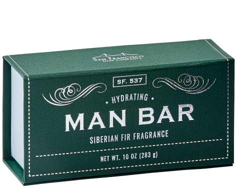 Man Bar-Hydrating Siberian Fir