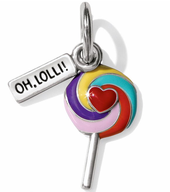 Brighton Lollipop Charm
